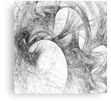 Shockwaves Canvas Print