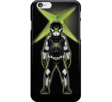XBOX ROBOT (OC CHARACTER) iPhone Case/Skin