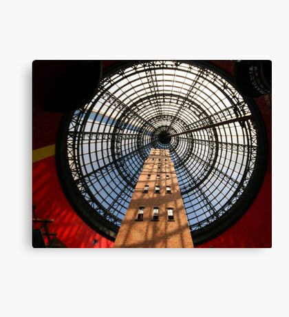Melbourne Shot Tower Canvas Print