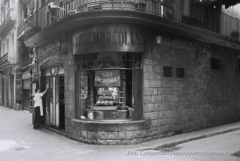 Los Caracoles, Barcelona by John  Cuthbertson | www.johncuthbertson.com