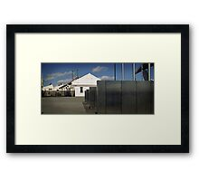Memories of a Maritime Past Framed Print