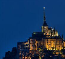 Mont Saint Michel by Craig Goldsmith