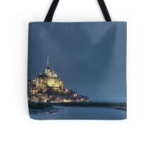 Mont Saint Michel Tote Bag