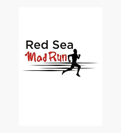 Red Sea Mad Run Photographic Print