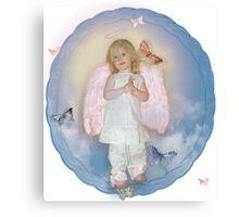 Everybody's Angel Canvas Print