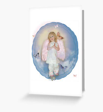 Everybody's Angel Greeting Card