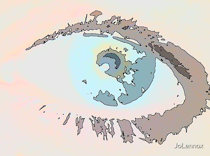 Eye Eye by JoLennox