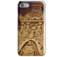 Ancient Buddhist Temple iPhone Case/Skin