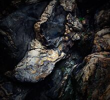 black rocks by ThomasB