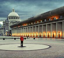 Christian Science Center by Lasse Damgaard
