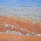 Incoming Tide II by Carole Elliott