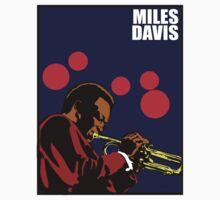 Miles Davis Kids Clothes