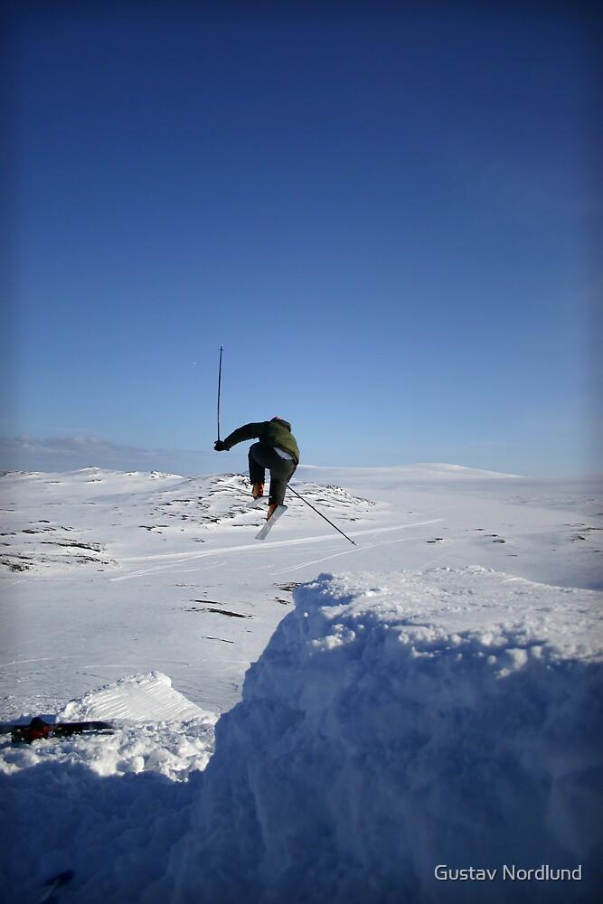 Airborne by Gustav Nordlund