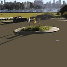 roundabout by Yuval Fogelson