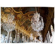 Hall of Mirrors, Versailles Poster