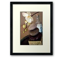 Essential Elements Framed Print