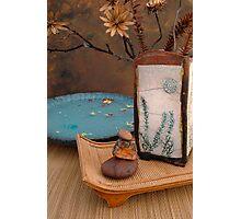 Zen Elements  Photographic Print