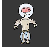 brain robot Photographic Print