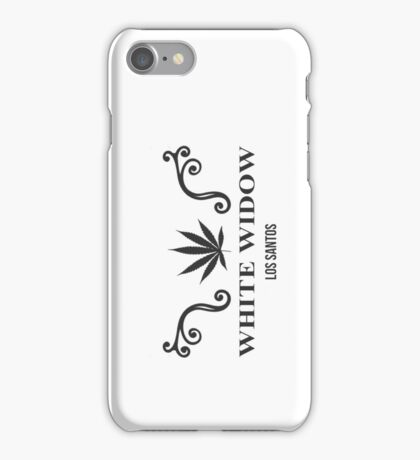 GTA V - White Widow iPhone Case/Skin