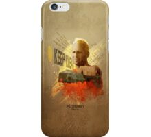 Korben Dallas iPhone Case/Skin