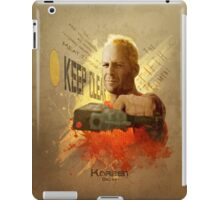 Korben Dallas iPad Case/Skin