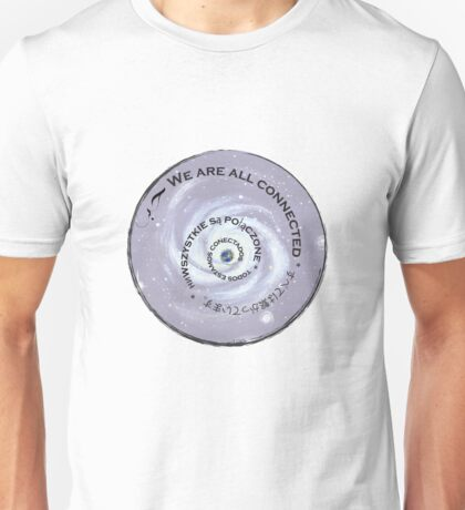 We are All Connected Unisex T-Shirt