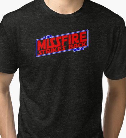 Car Wars V Tri-blend T-Shirt