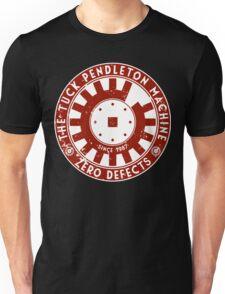 Tuck Pendleton Machine Unisex T-Shirt