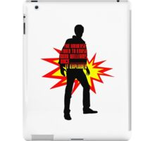 Rory Williams EPIC iPad Case/Skin