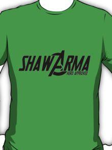 Shawarma Hero Approved T-Shirt