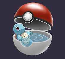Squirtle Pokeball T-Shirt