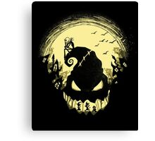 Jack's Nightmare Canvas Print