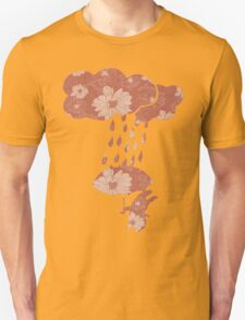 Song of the Rain (Floral pattern) T-Shirt