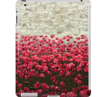 Tower Poppies 04A iPad Case/Skin