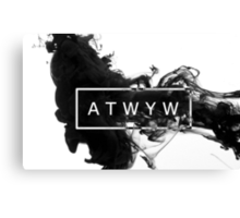 ATWYW - Smoke Canvas Print