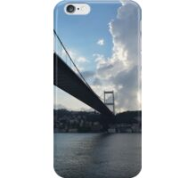 Bosphorus Light iPhone Case/Skin