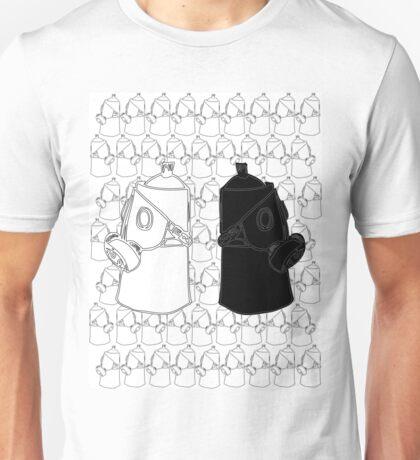 Respirator Can II Unisex T-Shirt