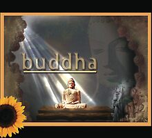 Bhudda - the peace maker by atul1joshi