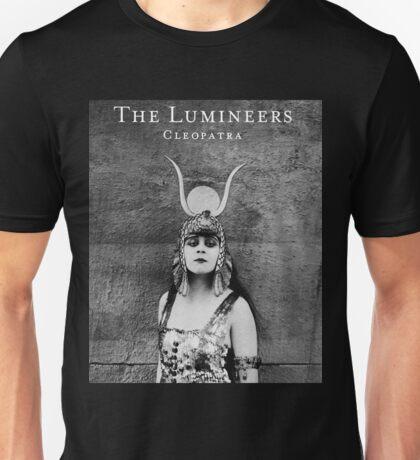 the lumineers cleopatra tour 2017 Hjrah ku HK one Unisex T-Shirt