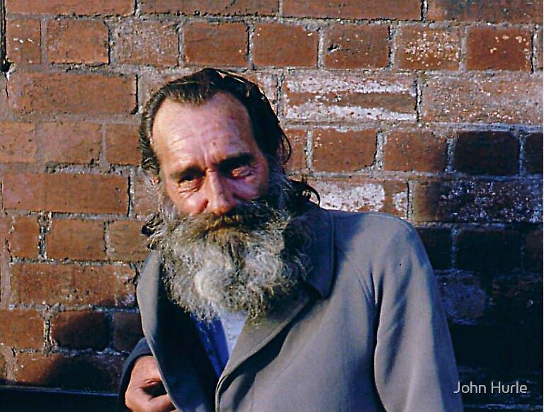 Gordon House resident by John Hurle