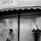 Harrod's Mannequin by Mark Higgins
