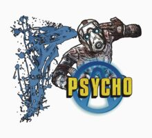 Borderlands The Presequel - Psycho by noisemaker