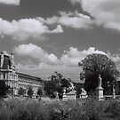 The Louvre, Paris by John  Cuthbertson | www.johncuthbertson.com