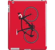 Bike Pop Art (Black & White) iPad Case/Skin