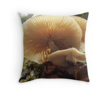 Fungus 13 Throw Pillow