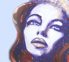 Blue Eyes by Heather Macdonald