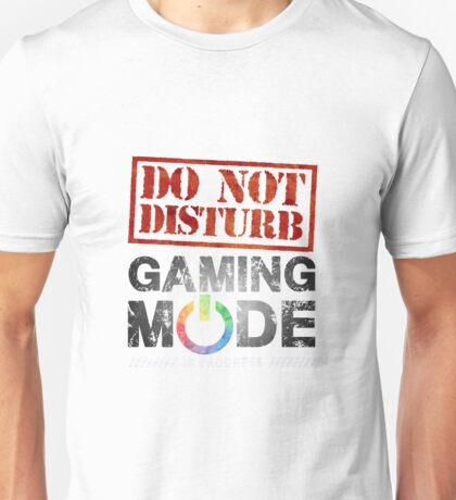 Gaming Mode - Gaming Unisex T-Shirt