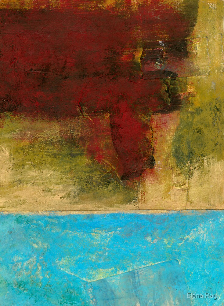 Desert Color by Elena Ray