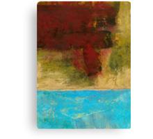 Desert Color Canvas Print
