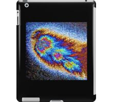 Iron Man -- Asphalt Nebula iPad Case/Skin